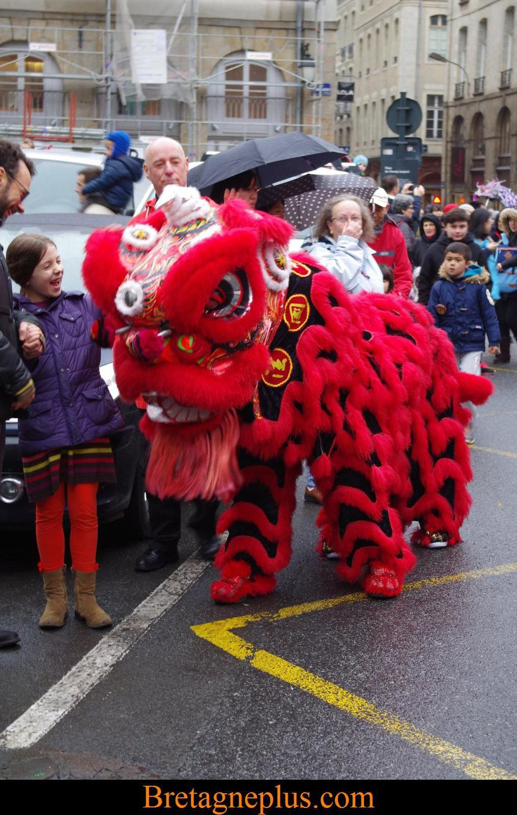 Nouvel An Chinois Rennes 2015