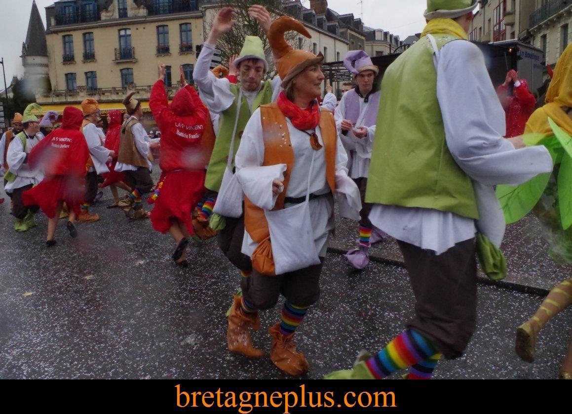 Carnaval des Gais Lurons 2015