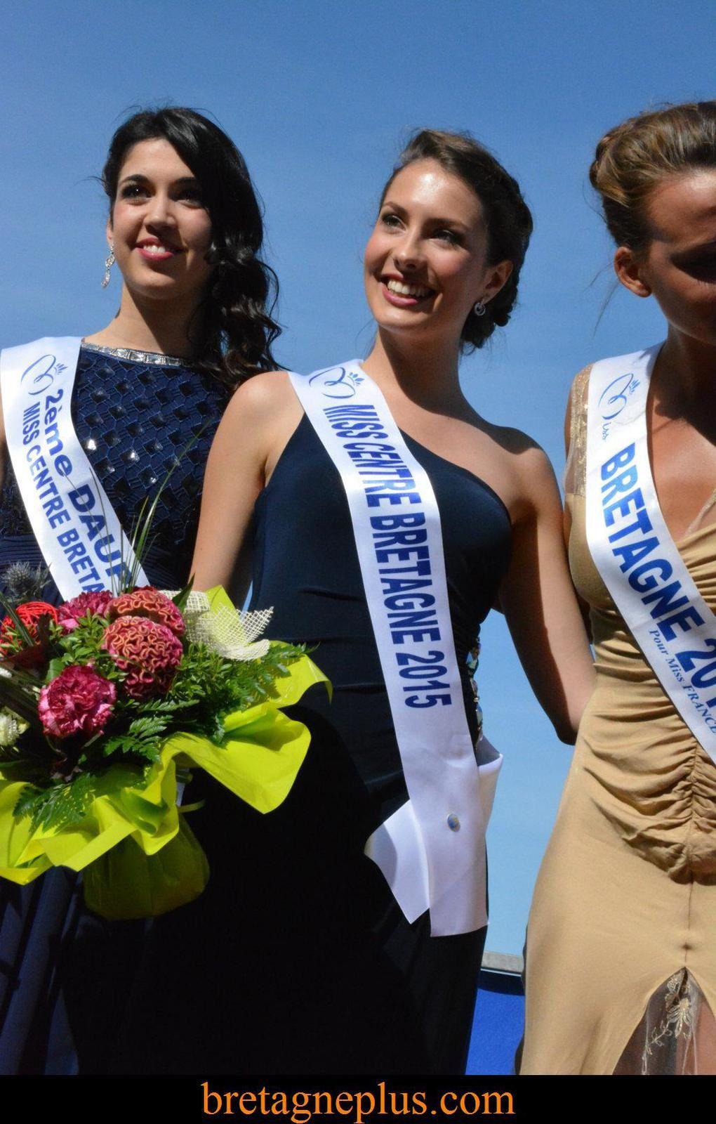 Election Miss Centre Bretagne 2015