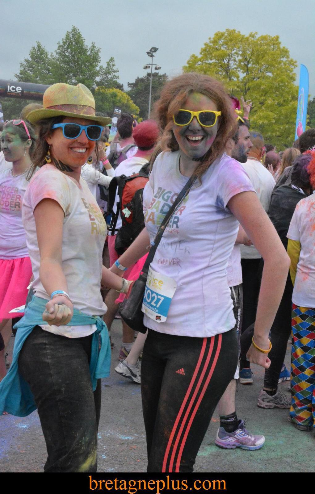 Color Me Rad Renne 2015