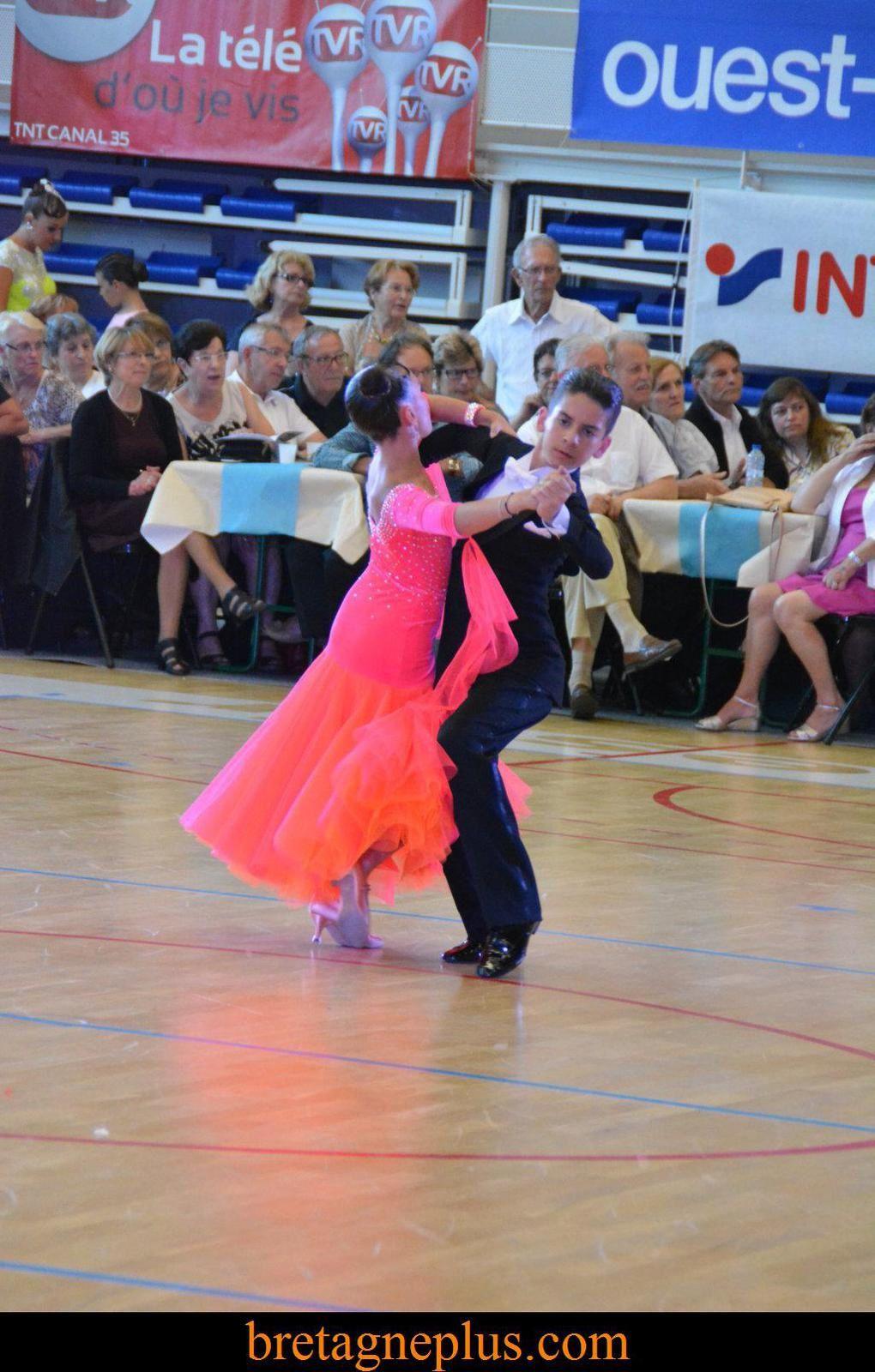 Championnat de France de Danses Standards 2015