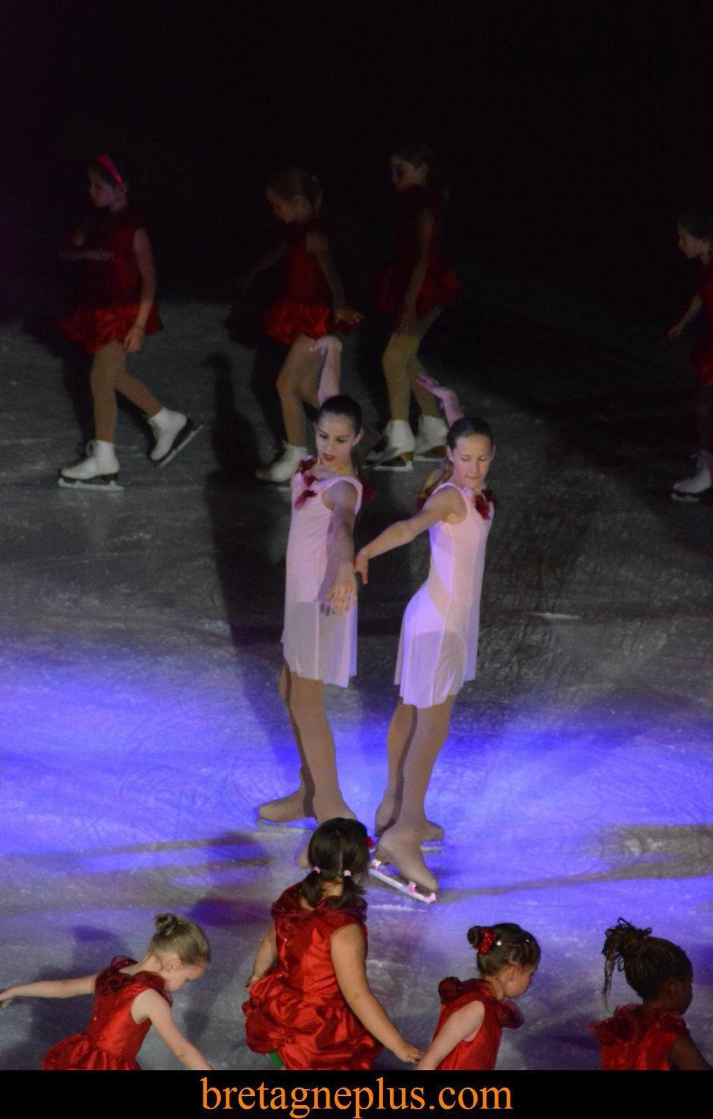 Gala de Patinage artistique du Club des Sports de Glace Rennes 2015
