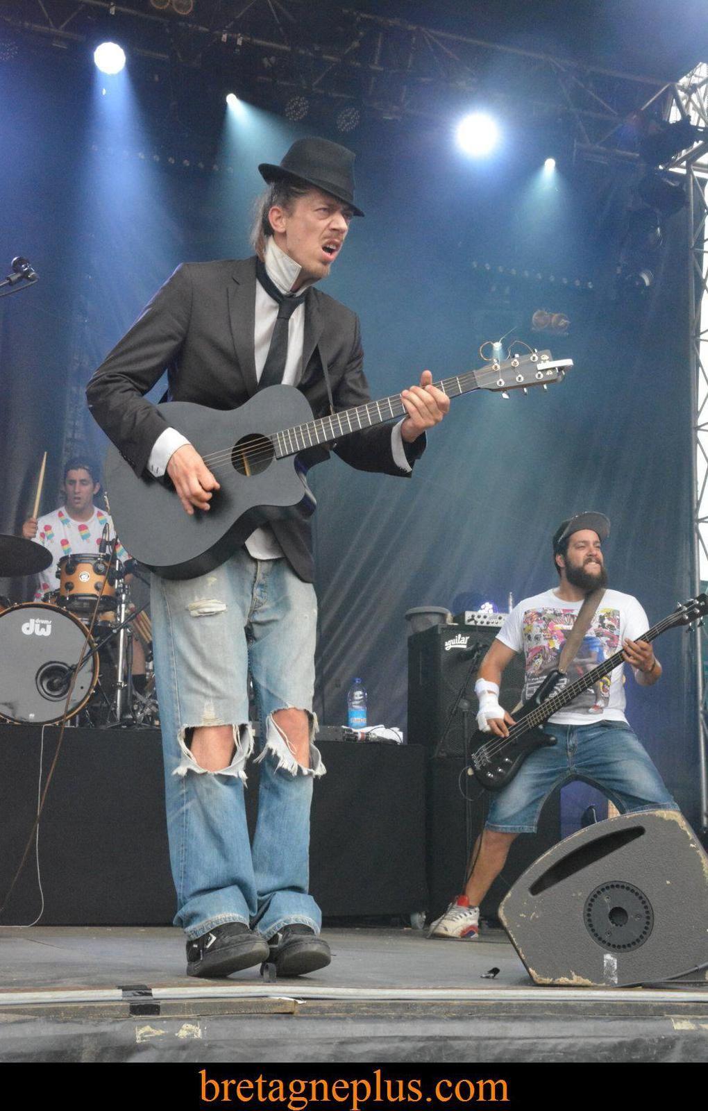 Festival L' Armor à Sons 2015