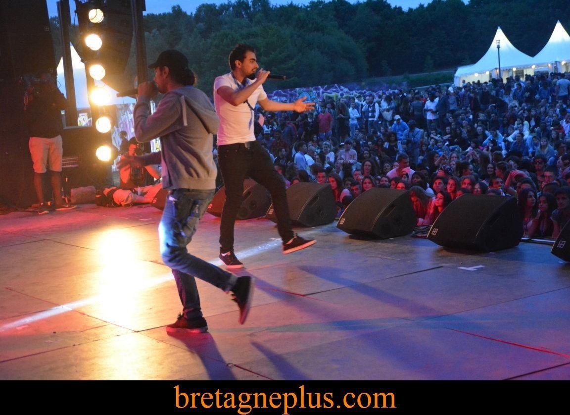 Festival Quartiers d' été 2015