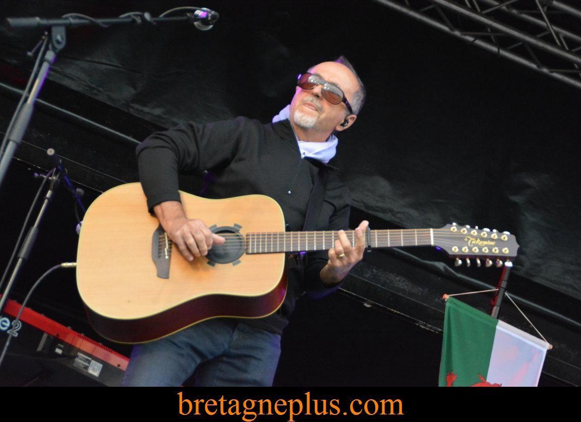 MICHAEL JONES en concert à Trémeheuc