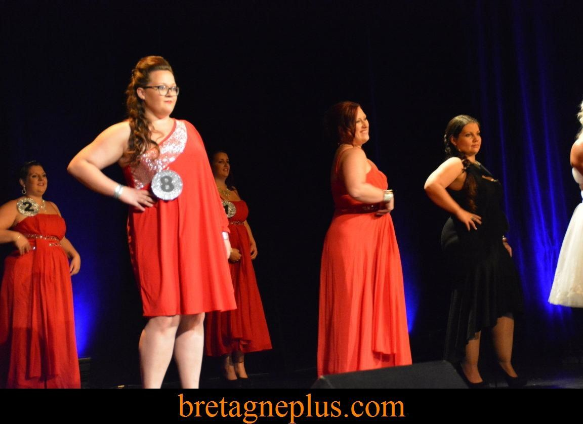Election Miss Ronde Bretagne 2015