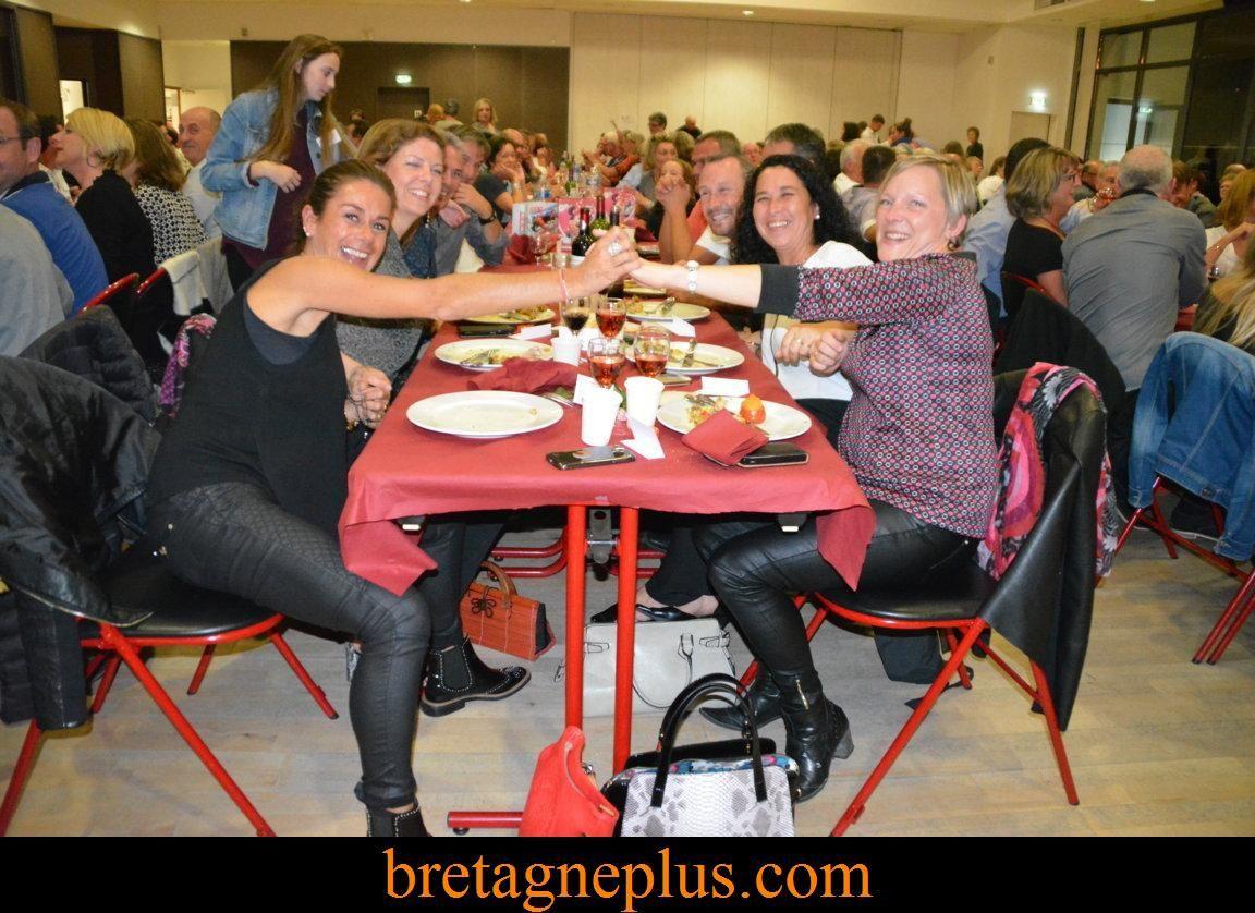 La Breizh de L' espoir se mobilise contre la Mucoviscidose