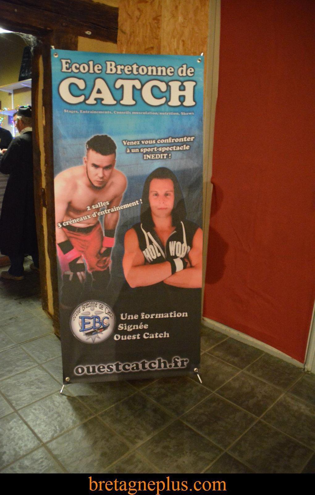 Gala de Catch à Mordelles
