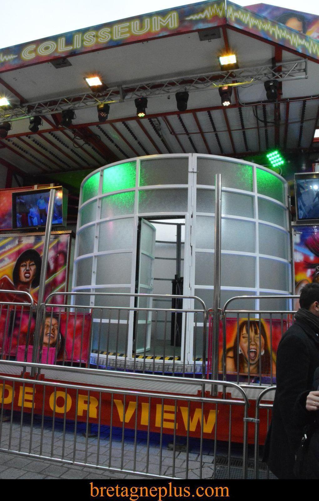 Fête Foraine Rennes 2015