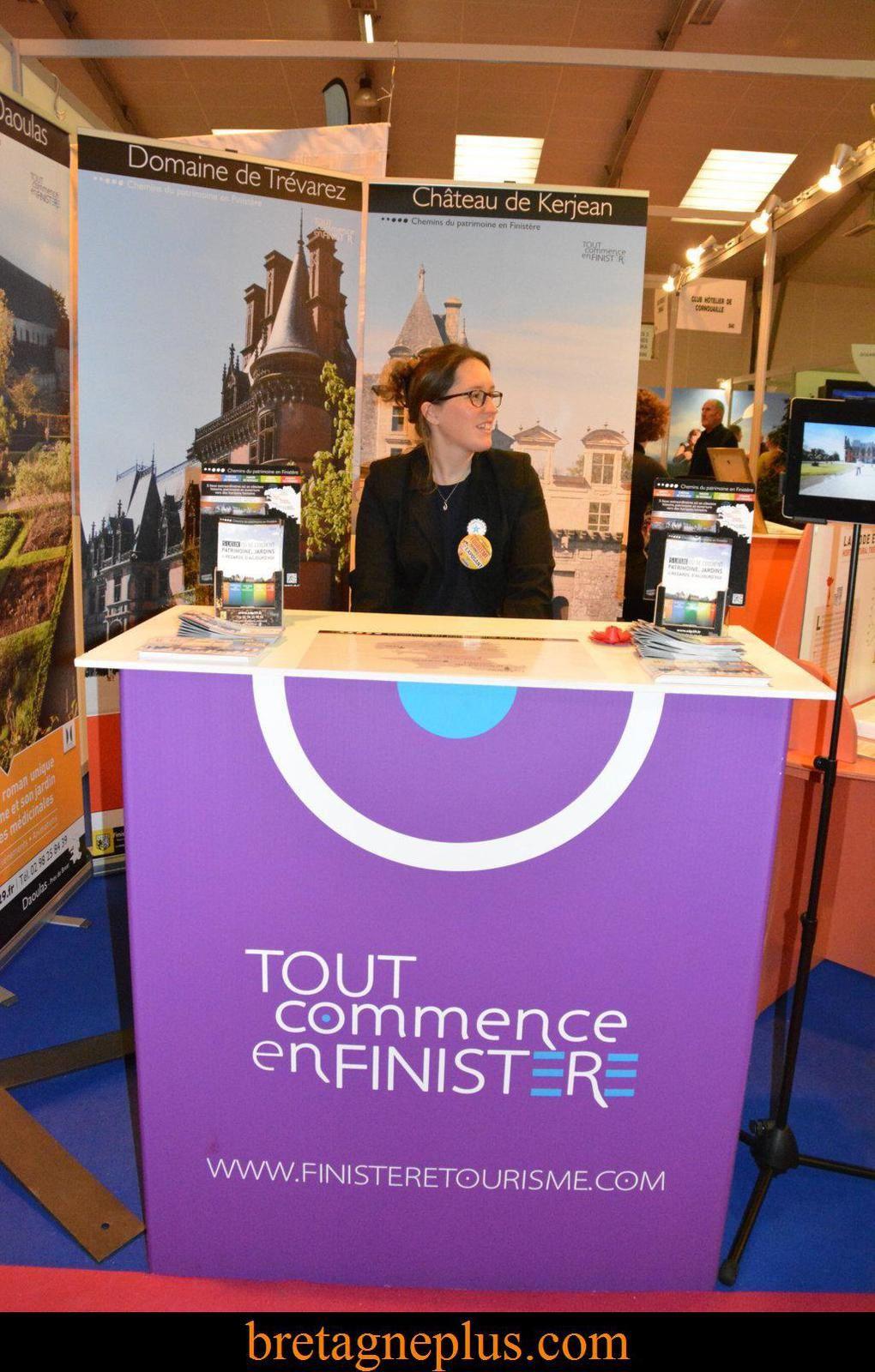 Salon International du Tourisme de Rennes 2016
