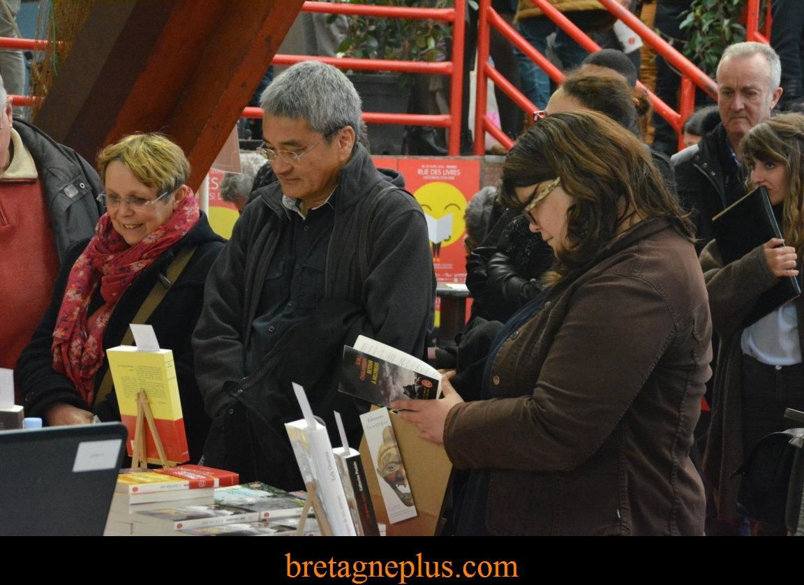 festival Rue des Livres 2016