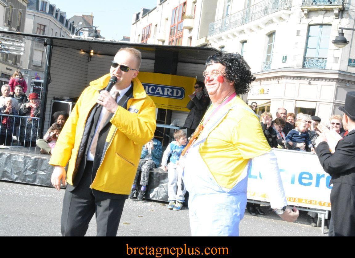 Carnaval des Gais Lurons 2016
