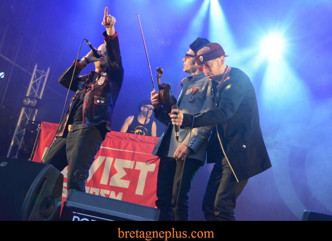 Festival L' Armor à Sons 2016