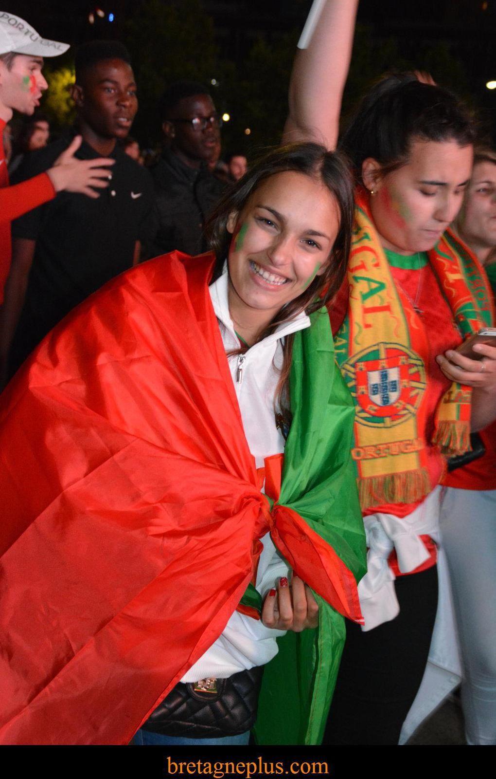 Retransmission Finale Euro 2016 à Rennes