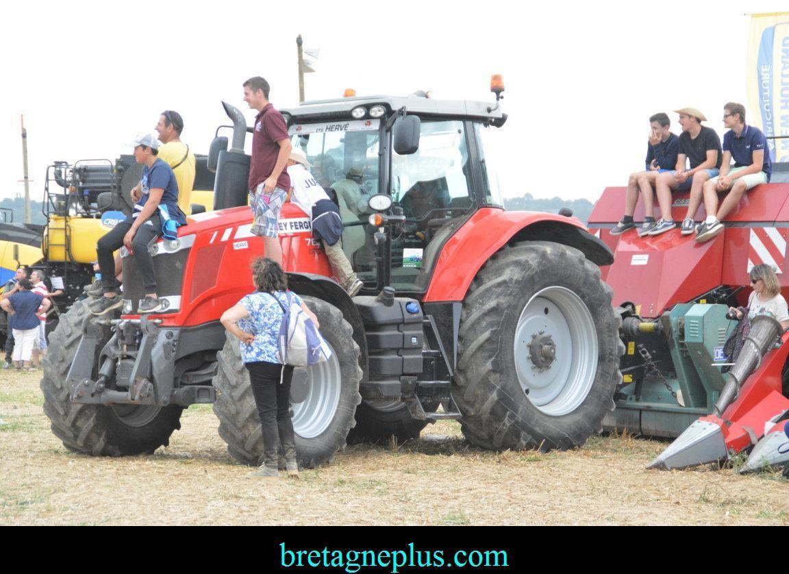Fête de l' Agriculture, Saint Brieuc des Iffs 2016