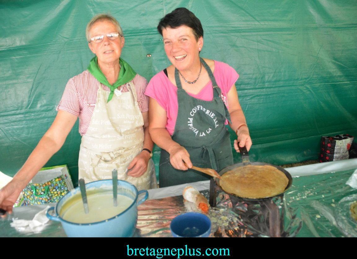 Fête de la galette, Pipriac 2016
