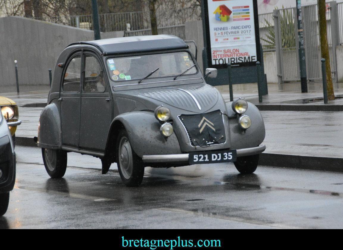 Traversée de Rennes 2017