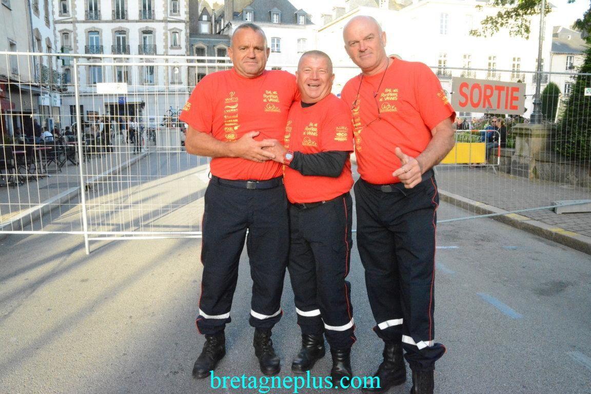 Bal des Pompiers Vannes 2017