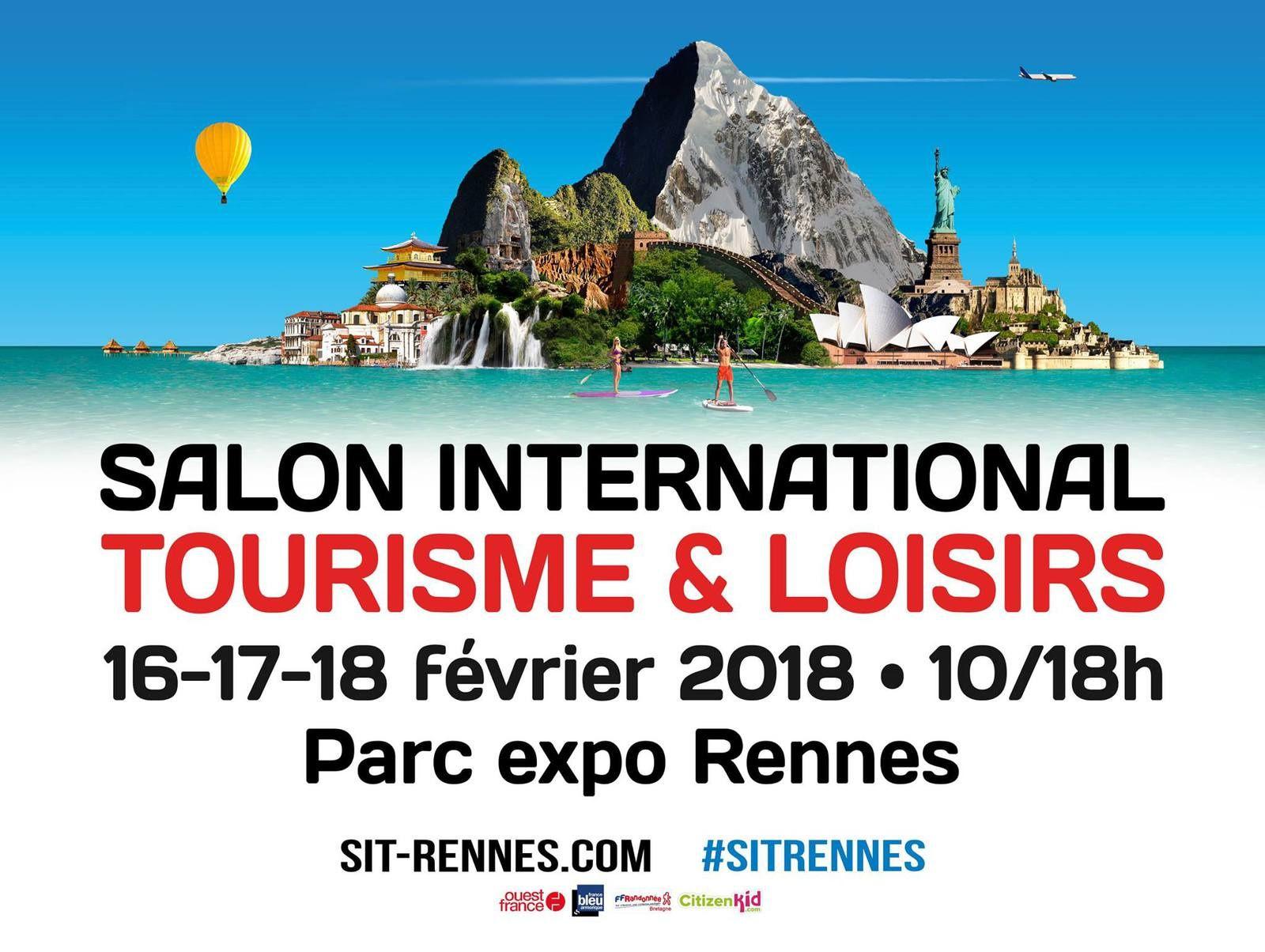 Salon du tourisme rennes 2018 - Salon international du tourisme rennes ...
