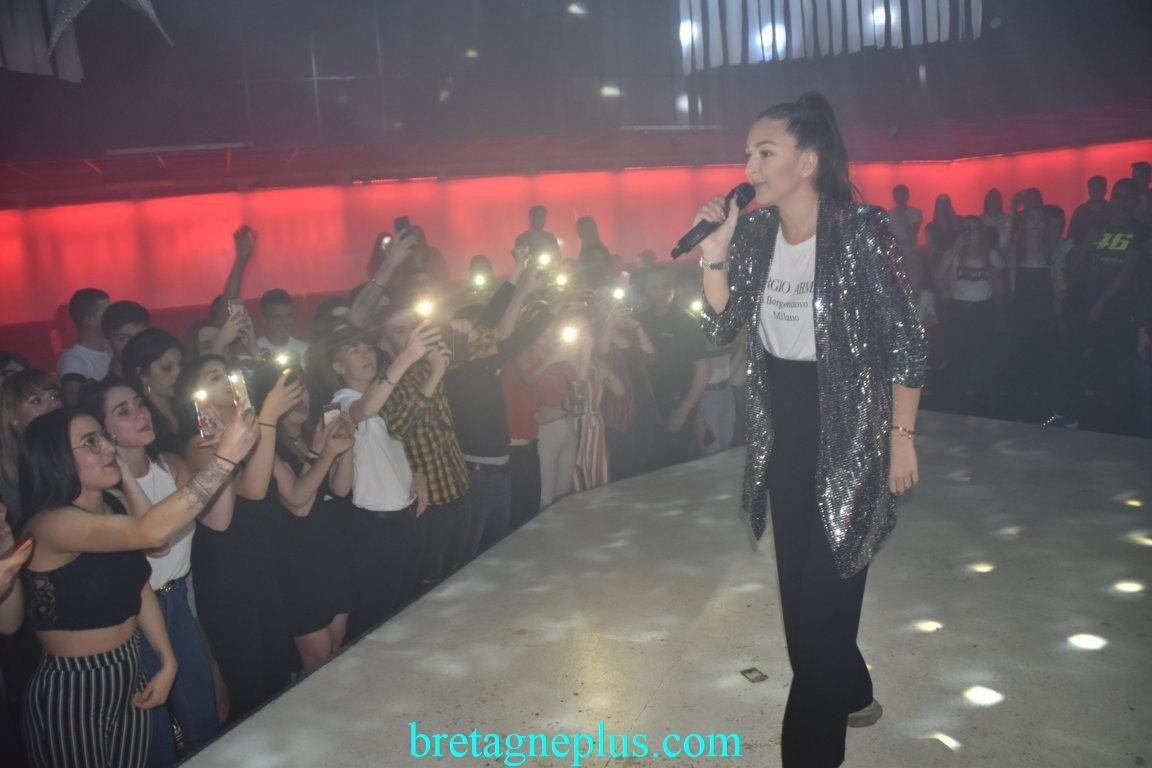Eva Queen En Showcase Au Dream Club Bretagneplus Com