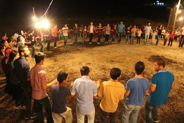 Fête du Centre culturel mitannien, Nusaybin/Eskihisar. Photo publiée sur le site nusaybin.bel.tr