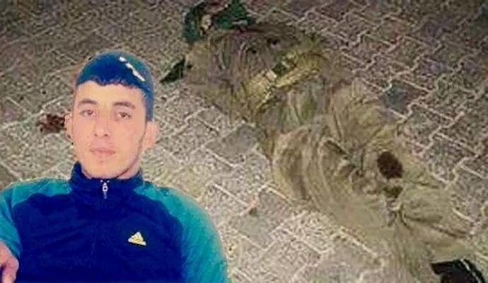 Hasan Nerse, 17 ans, tué dans une rue de Cizre. Photo publiée par le quotidien Özgür Gündem, 31 juillet 2015