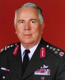 Le général Ilhan Kılıç - Site officiel de l'armée de l'air turque (www.hvkk.tsk.tr)