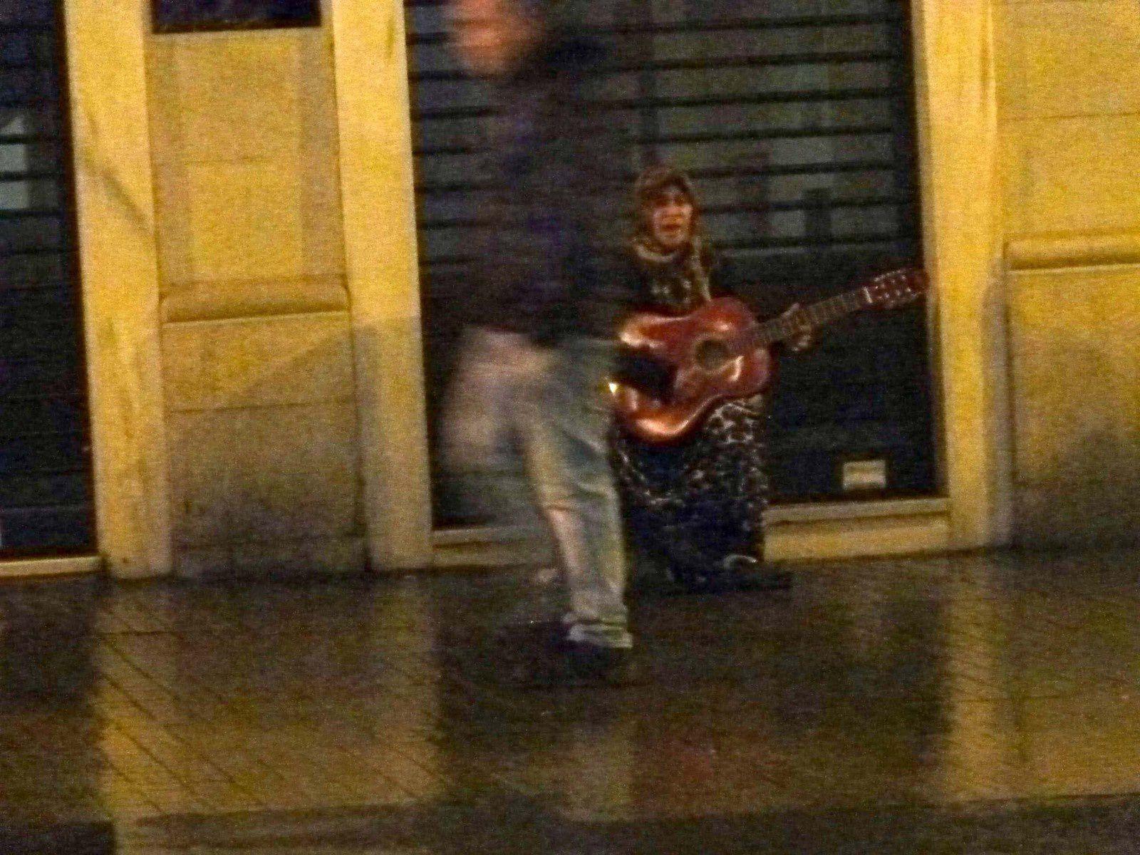 Istiklâl, drôle de rue 2 - Espace sonore
