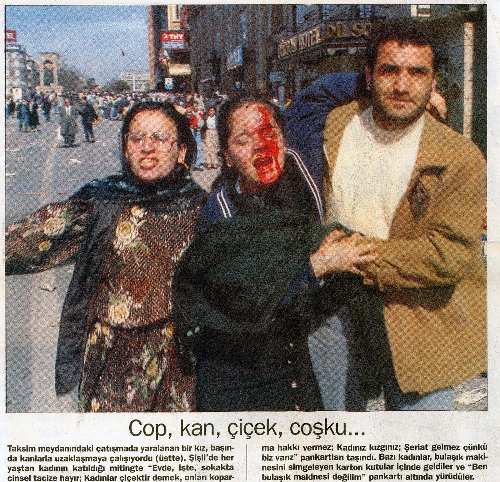 Milliyet, 9 mars 1998