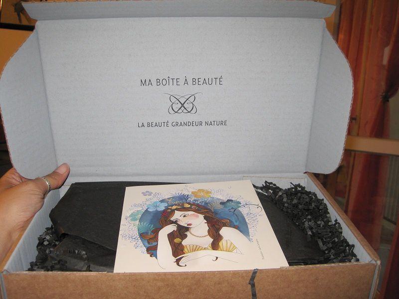 ma boîte à beauté, la rêveuse