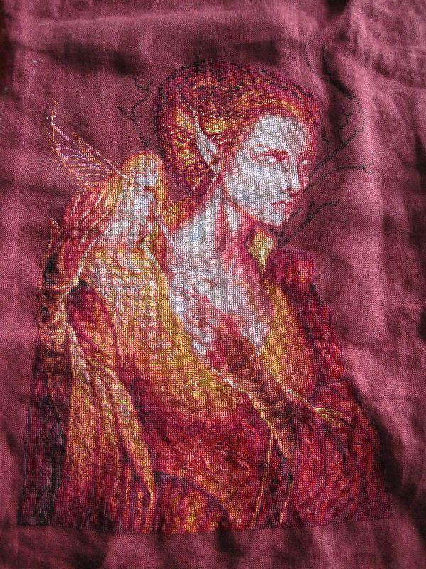 la reine des fées 16