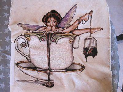 la tasse de thé HAED 64