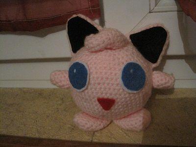 un pokémon rondoudou