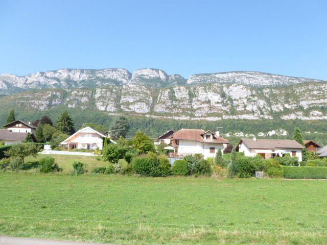 Vues sur les montagnes environnantes