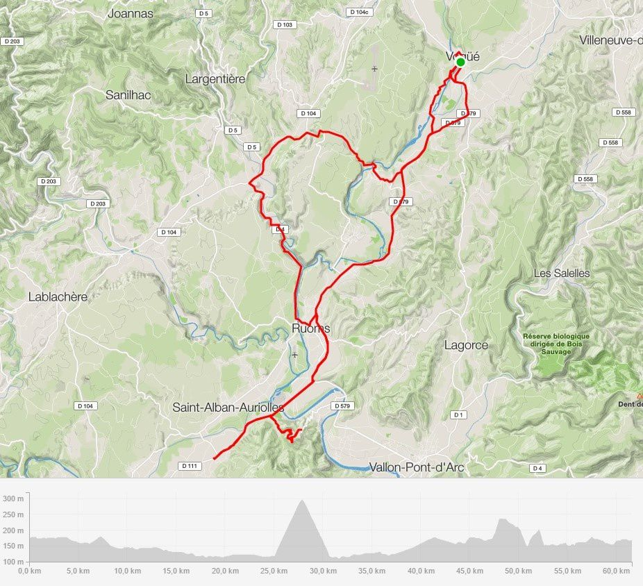 Stage avec le Chambéry Cyclisme Formation