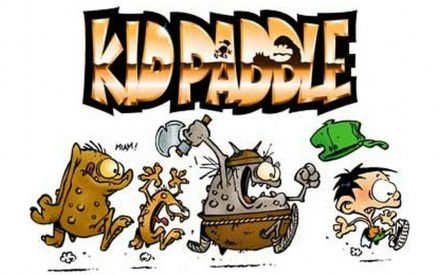 Kid Paddle 14 – Serial player de Midam chez Glénat.
