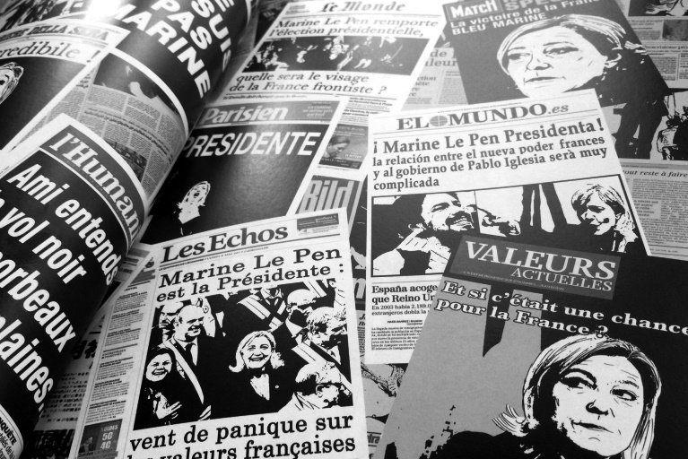 Le Grand Prix de la BD 2015 d'Oncle Fumetti est décerné à La Présidente de François Durpaire et Farid Boudjellal chez Démopolis et Les Arènes.