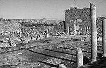 Tunisie romaine : Sbeïtla