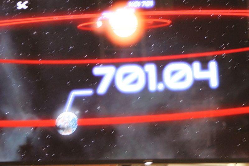 La surprise de Kepler