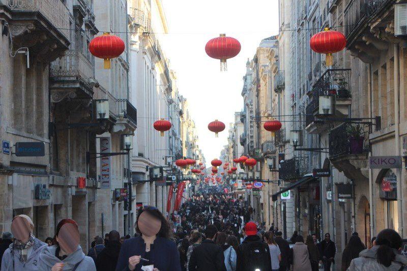 Chinatown sur Garonne