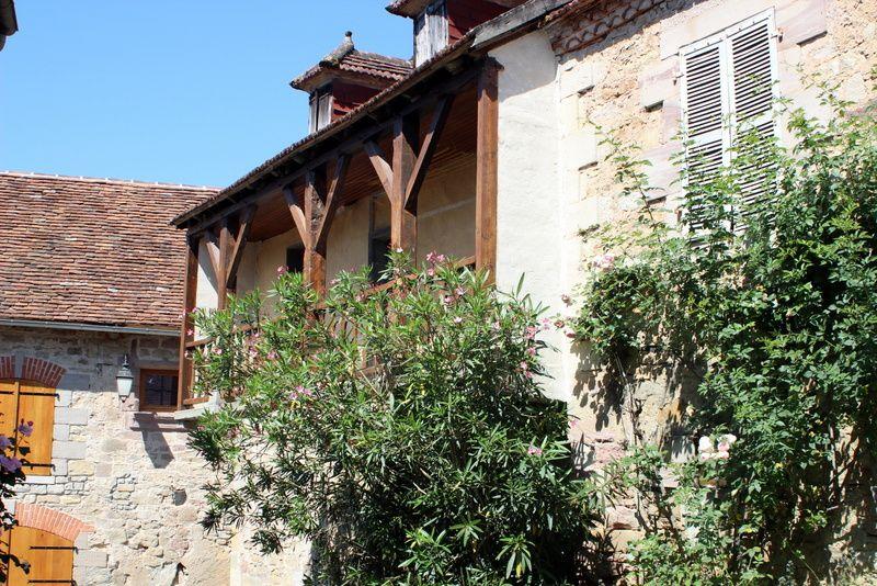 Les maisons de Curemonte