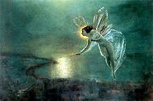Spirit of the night. John Atkinson Grimshaw. (1879)