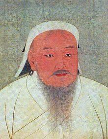 Wikikpedia. Gengis Khan