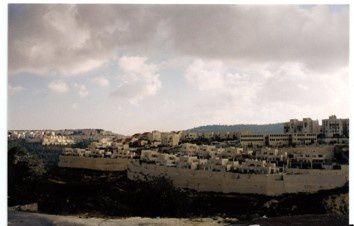 Si je t' oublie Jérusalem..........