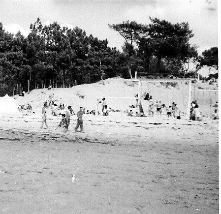 La plage volée