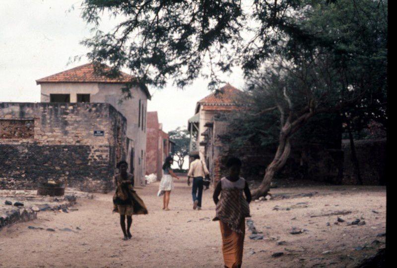 Gorée : Le poids de l' Histoire