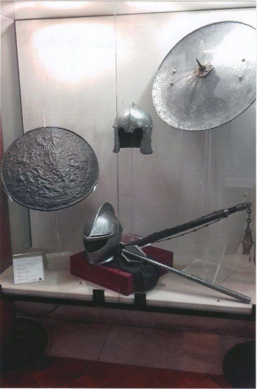 Au musée du château St Ange