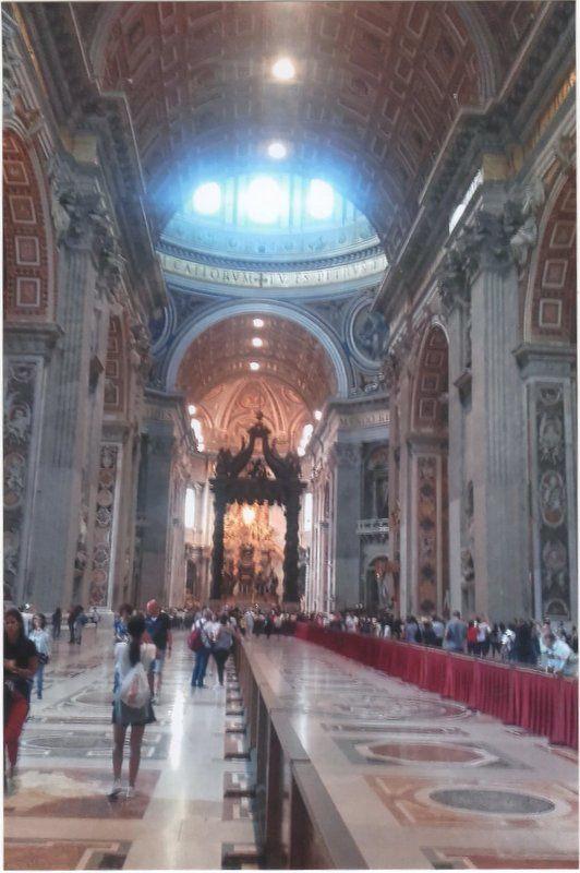 Les heures noires du Vatican : les femmes au pouvoir