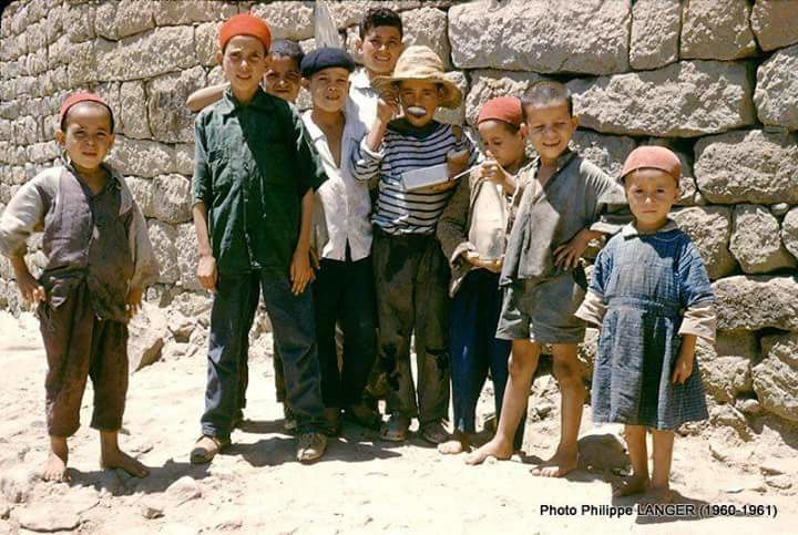 Des indigènes d'Algérie.