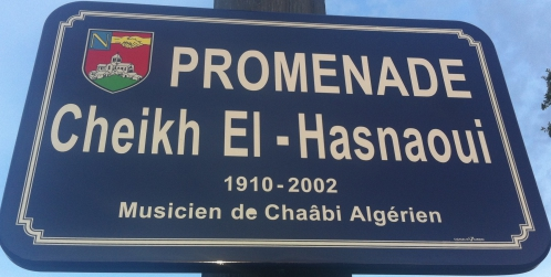 Grand hommage à chikh El Hasnaoui.